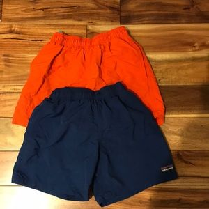 Patagonia boys shorts